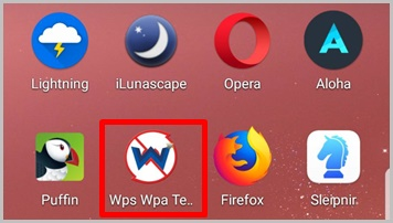 تحميل wps wpa tester
