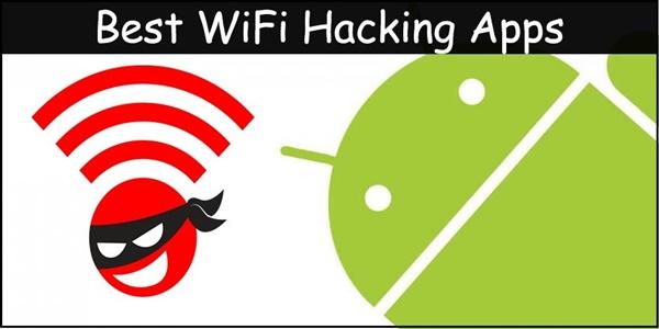 WiFiをハッキングできるアプリ